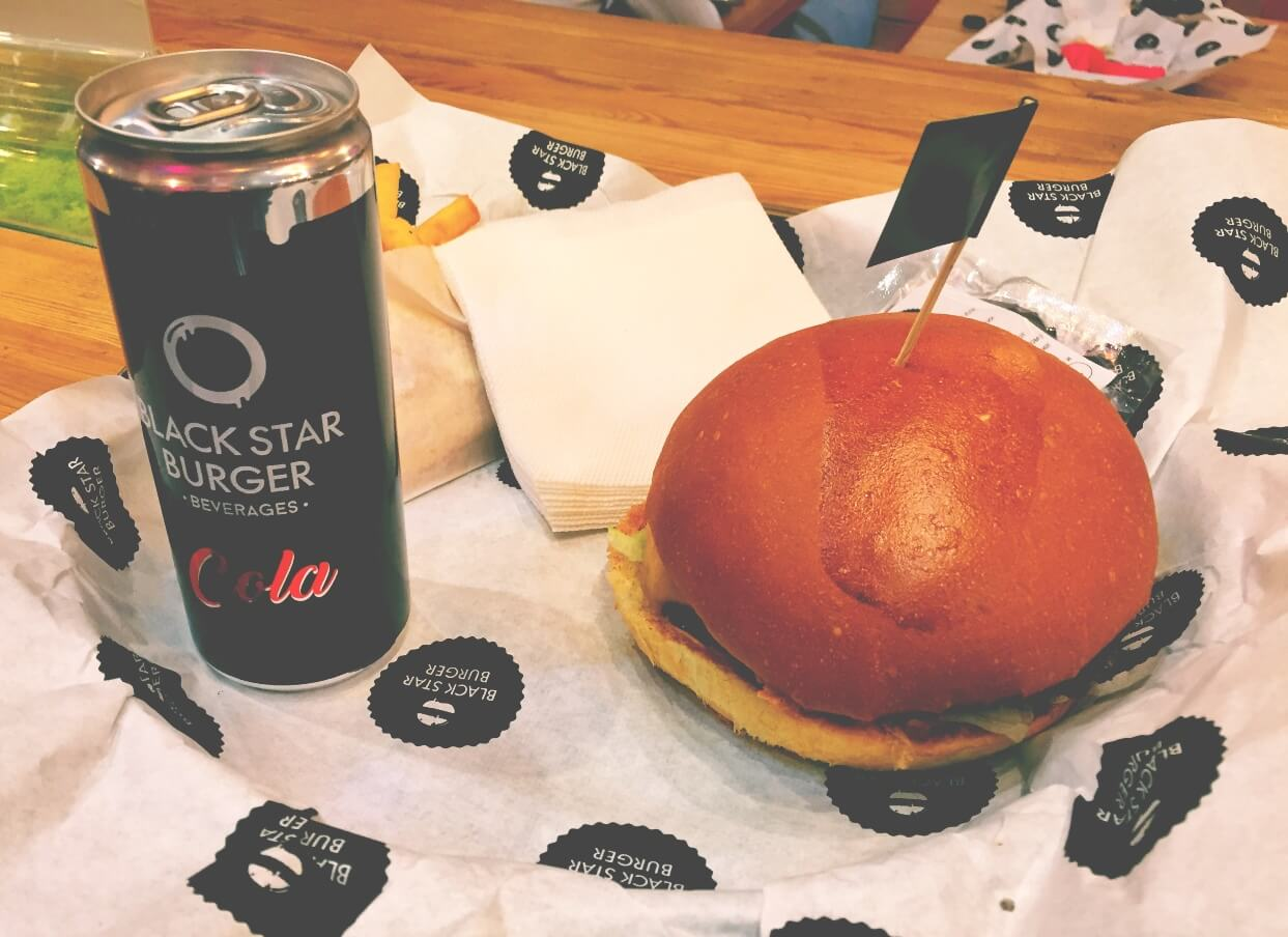 Blackstarburger - бургеры